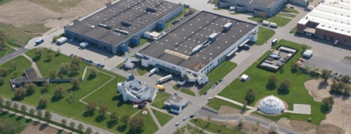Vitra Campus is one of 建築マップ ヨーロッパ.