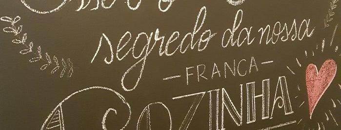Franca Pitanga is one of SP wishlist.