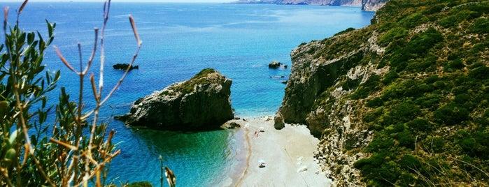 Kaladi is one of Best Greek Beaches.