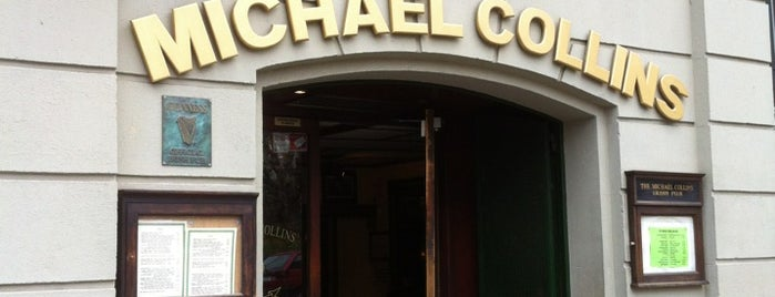 Michael Collins is one of España bar/pub.