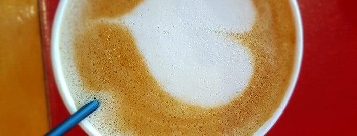 The Coffee Cup is one of Posti che sono piaciuti a Tania.