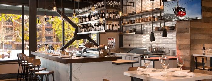 Bar Enoteca is one of American Travel Bucket List-West Coast.
