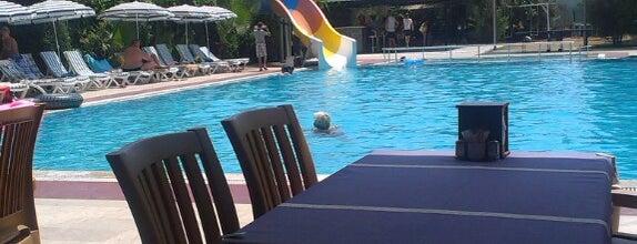 Happy Dream Beach Hotel Alanya is one of Orte, die Yunus gefallen.