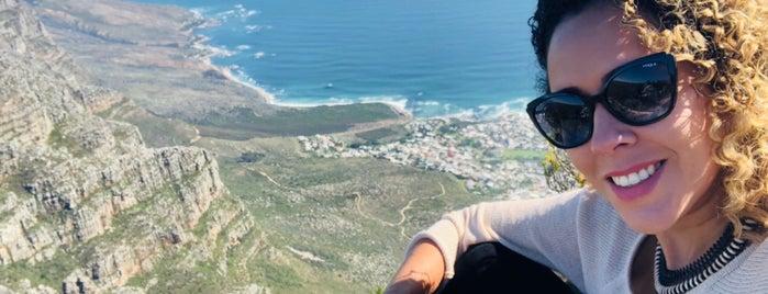 Top of Table Mountain is one of Locais curtidos por Jadiânia.