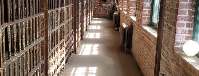 Historic Lake County Jail is one of Paranormal Sights.