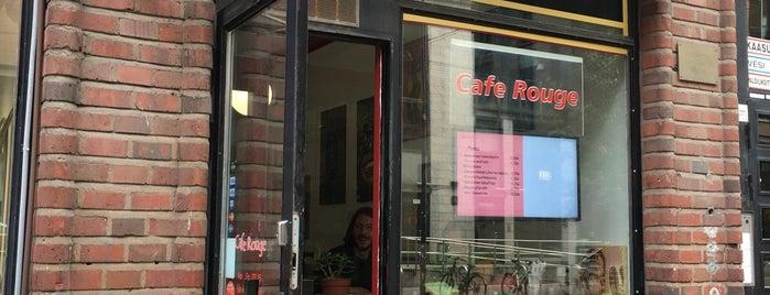 Cafe Rouge is one of Helsinki.