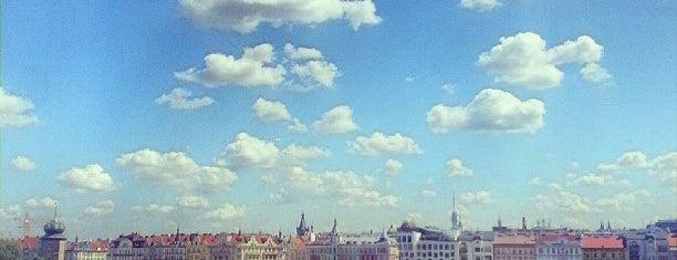 Vltava is one of Prague.