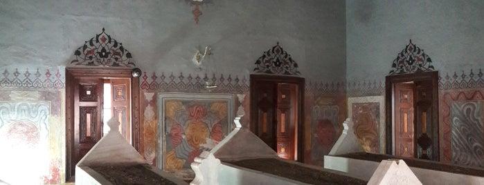 Şirin Hatun Türbesi is one of Osmangazi | Spiritüel Merkezler.