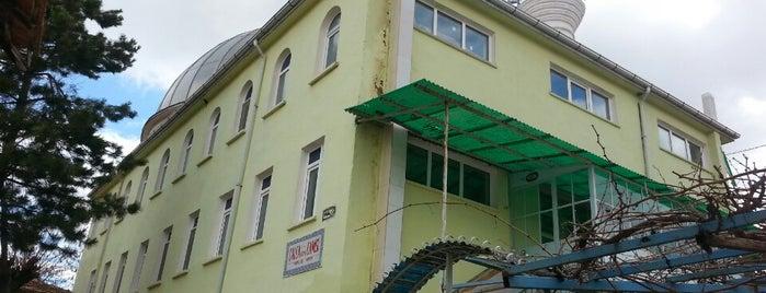 Çalca Köyü Camii is one of Kütahya | Spiritüel Merkezler.