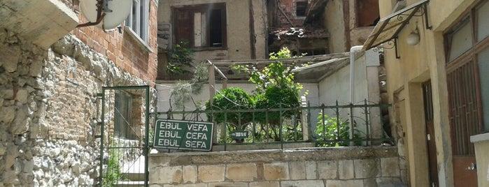Abdal Ece ve Seyyid Ebü-l Vefa Türbesi is one of Kütahya | Spiritüel Merkezler.