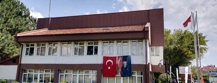 Dumlupınar Kurtuluş Savaşı Müzesi is one of Akdeniz gezisi 2019.