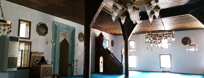 Çeşnigir Sinan Paşa Camii is one of Isparta | Spiritüel Merkezler.