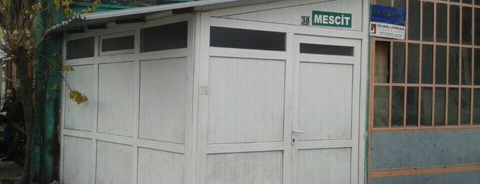 Sanayi Sitesi Mescidi is one of Kütahya | Spiritüel Merkezler.