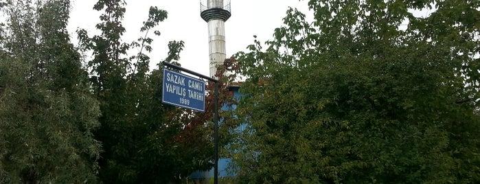 Sazak Camii is one of Kütahya | Spiritüel Merkezler.