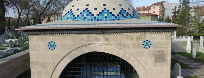 Sunullâh Gaybi Türbesi is one of Kütahya | Spiritüel Merkezler.