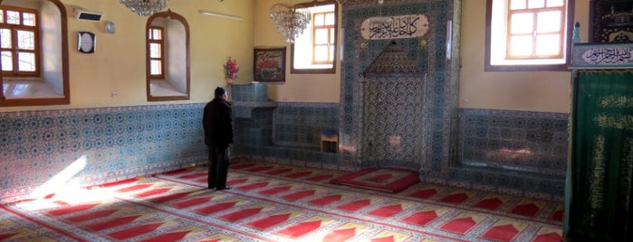 Özbek Camii is one of Kütahya | Spiritüel Merkezler.