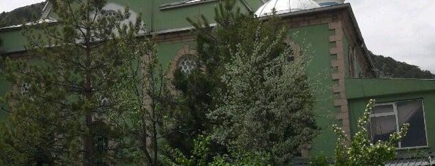 Evliya Çelebi Camii is one of Kütahya | Spiritüel Merkezler.
