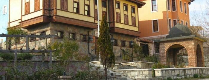 Kara Ahmet Bey Türbesi is one of Kütahya | Spiritüel Merkezler.