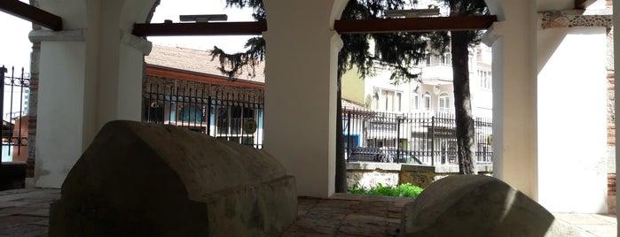 Saraylılar Türbesi is one of Osmangazi | Spiritüel Merkezler.