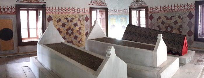 Mükrime Hatun Türbesi is one of Osmangazi | Spiritüel Merkezler.