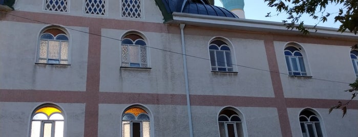 Çağlayan Köyü Yeni Camii is one of Osmangazi | Spiritüel Merkezler.
