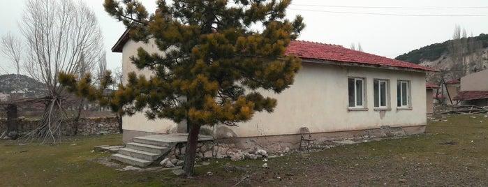 Akçamescit is one of Kütahya | Merkez Köyler.