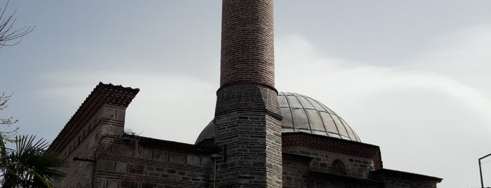Yeni Bezzaz Camii is one of Osmangazi | Spiritüel Merkezler.