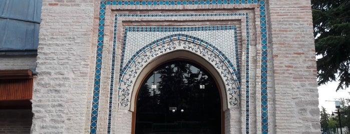Cemel Ali Dede Camii ve Türbesi is one of Konya Meram Mescit ve Camileri.
