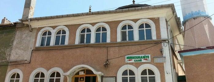 Nuruosmaniye Camii is one of Kütahya | Spiritüel Merkezler.
