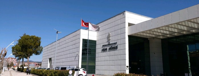 Uşak Müzesi is one of Denizli & Aydın & Burdur & Isparta & Uşak & Afyon.