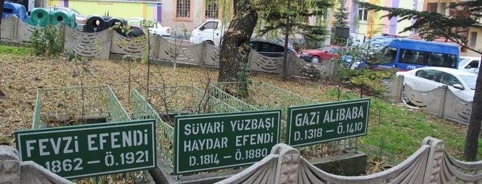 Gazi Ali Baba Türbesi is one of Kütahya | Spiritüel Merkezler.