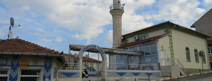 Şehitler Camii is one of Kütahya | Spiritüel Merkezler.