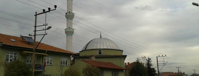 Bahçelievler Camii is one of Kütahya | Spiritüel Merkezler.