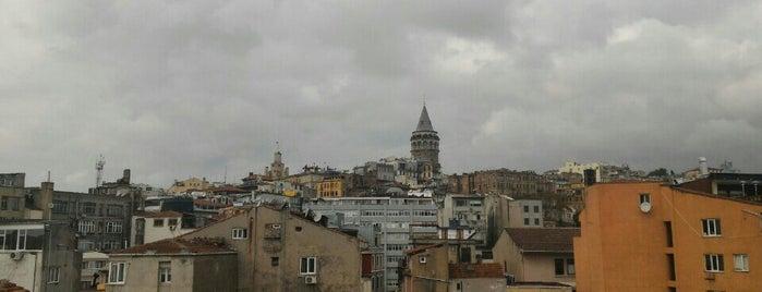 Kemankeş Karamustafa Paşa is one of İstanbul | Beyoğlu İlçesi Mahalleleri.
