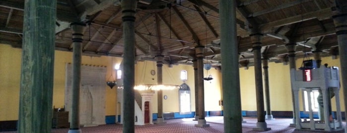 Dumlupınar Üniversitesi Vakıf Camii is one of Kütahya | Spiritüel Merkezler.