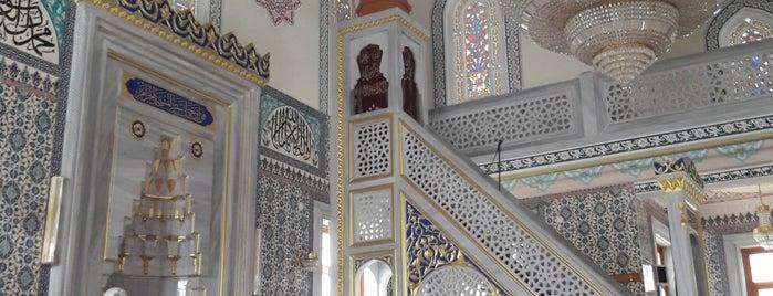 Acıbadem Merkez Çavuşoğlu Camii is one of Anadolu | Spiritüel Merkezler.