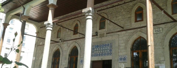 Kavaklı (Peygamber) Camii is one of Isparta | Spiritüel Merkezler.