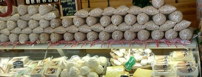 Dağıstanlı Peynir Dükkanı is one of Should Go! Gitmelisin..