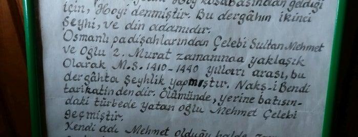 Piri Mehmet Halife Sultan Türbesi is one of Isparta | Spiritüel Merkezler.