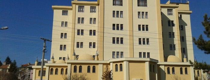 Siteler Talebe Yurdu is one of Kütahya | Spiritüel Merkezler.