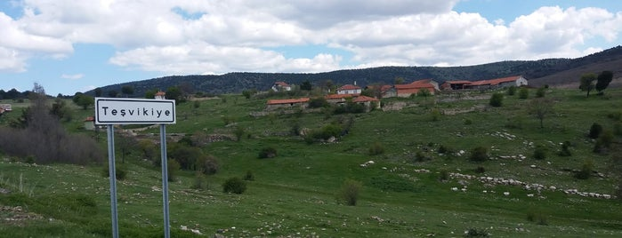 Teşvikiye is one of Kütahya | Merkez Köyler.