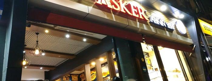 Asker Abinin Yeri is one of تركيا.