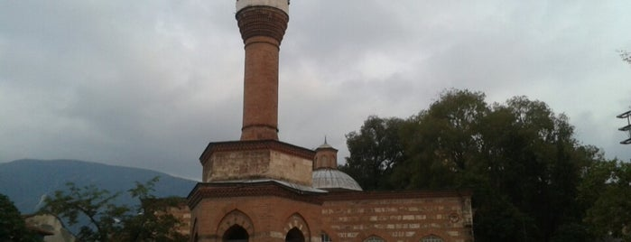 Timurtaş Paşa Camii is one of Orte, die Erkan gefallen.