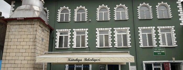 Muradiye Camii is one of Kütahya | Spiritüel Merkezler.