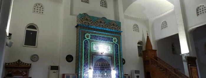 Hacı Zahide Hatun Cami is one of Osmangazi | Spiritüel Merkezler.