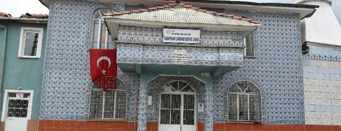 Karapınar (Muhammediye) Camii is one of Kütahya | Spiritüel Merkezler.