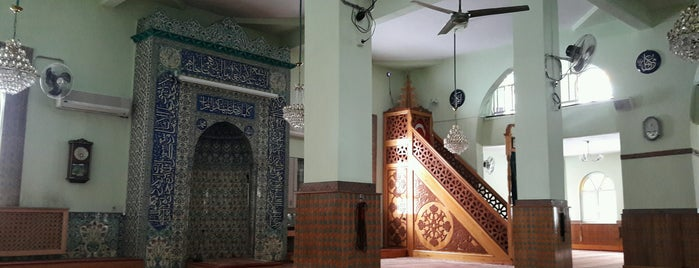 Güldibi Camii is one of Kütahya | Spiritüel Merkezler.