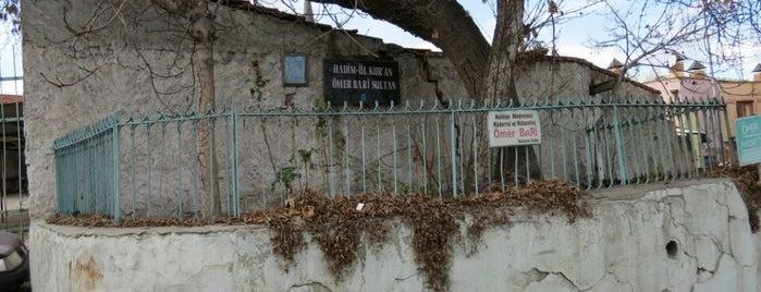 Ömer Bari Türbesi is one of Kütahya | Spiritüel Merkezler.