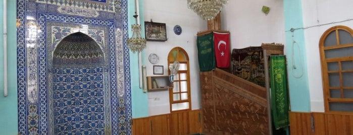 Ahi Evren Sultan Camii is one of Kütahya | Spiritüel Merkezler.