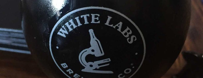 White Labs Brewing Co. is one of Ultimate Brewery List.